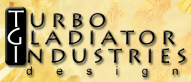 TurboGladiator Industries Design ENTER